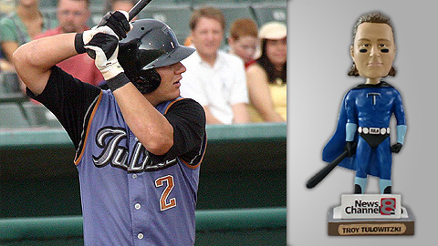 Rockies shortstop Troy Tulowitzki will be celebrated by the Tulsa Drillers.